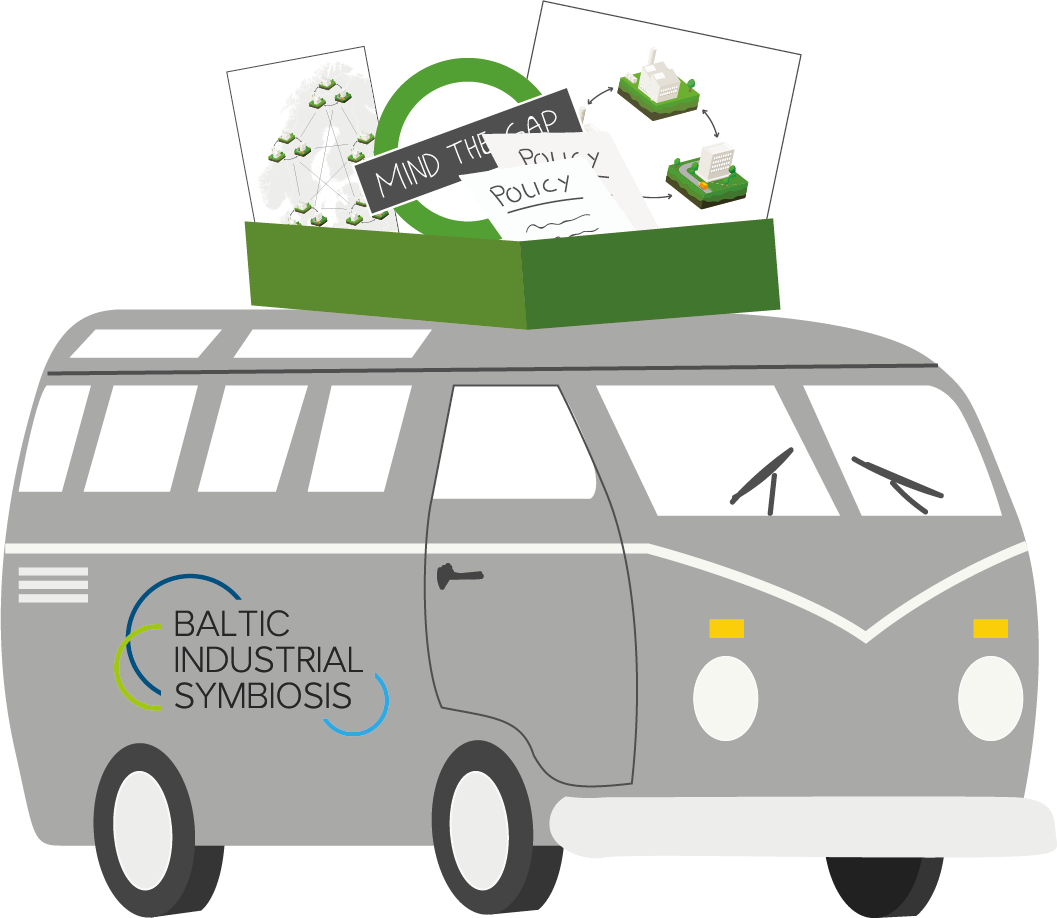 BALTIC INDUSTRIAL SYMBIOSIS ROADSHOW ressource city